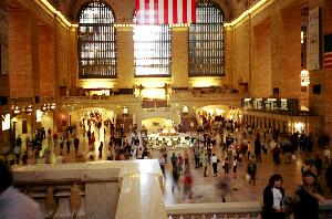 :*Grand Central Station*