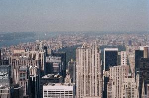 _From the Empire State_:*Central Park*